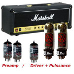 Kit de retubage pour JCM 800 Marshall