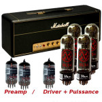 kit de retubage pour JMP Marshall 100 watts
