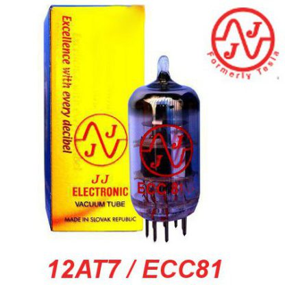 ECC81 / 12AT7 JJ
