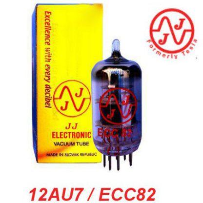 12au7 / ecc82 JJ, lampe de préampli
