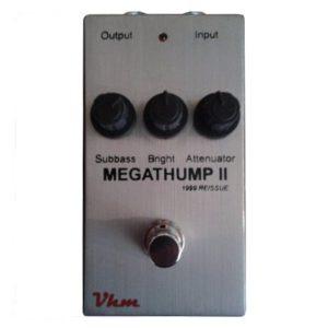 préampli basse MEGATHUMP II